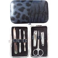 Manual Woodworkers Diva On The Prowl Tantilizing Navy Manicure Set