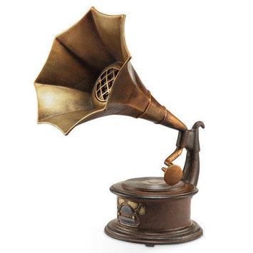 SPI Home 33869 Gramophone BT Speaker