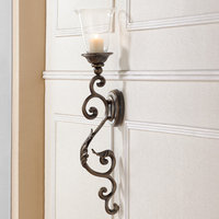 SPI Home Aluminum Wall Sconce