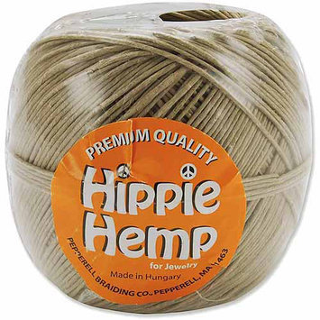 Pepperell Braiding HEM-S05 Premium Quality Hippie Hemp Cord 20# 380 Feet/Pkg
