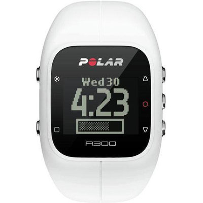 Polar 90054229 - A300 Fitness and Activity Monitor w o HR - White