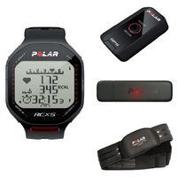 Polar RCX5 G5 Heart Rate Monitor (Black)