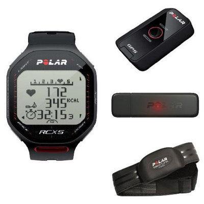 Polar RCX5 G5 Heart Rate Monitor (Black)