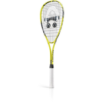 Head Nano Titanium Squash Racquet Set - Adult