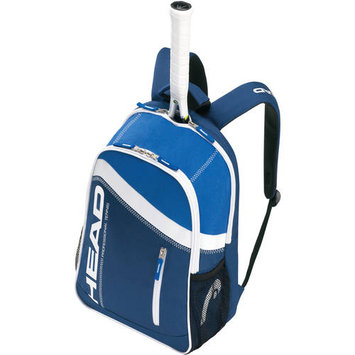 HEAD Core Backpack Navy/Royal: HEAD Tennis Bags