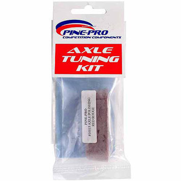 Pinepro Pine Car Derby Axle Tuning Kit