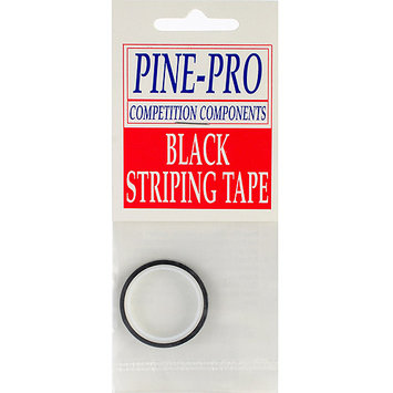 Pinepro Pine Car Derby Red Pinstripe Tape