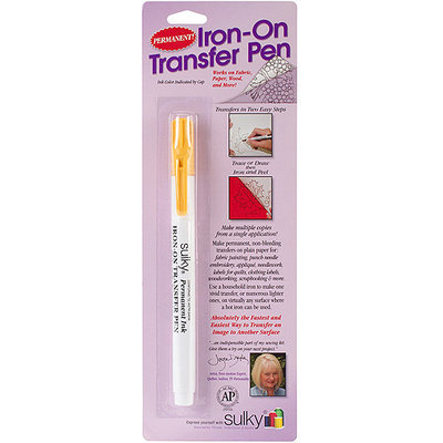 Sulky 58604 Iron-On Transfer Pen-Yellow