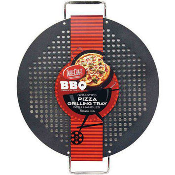 Tablecraft BBQ Round Pizza Grilling Pan