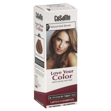 CoSaMo Love Your Color Non-Permanent 738 Natural Dark Blonde (Pack of 4)