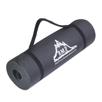 Black Mountain Products Inc Black Mountain Products Yoga and Exercise Mat