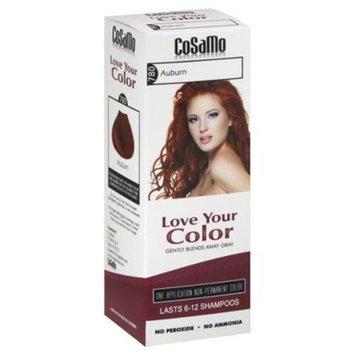 CoSaMo - Love Your Color Non-Permanent Hair Color 780 Auburn - 3 oz.