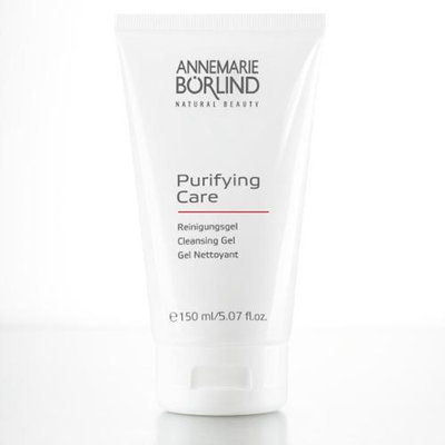 Borlind of Germany - Annemarie Borlind Natural Beauty Purifying Care Cleansing Gel - 5.07 oz.
