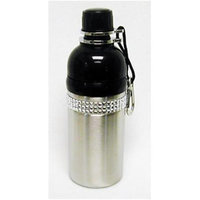 Good Life Gear SF6035-5S 19 oz. Stainless Steel Pet Water Bottle with Carabineer