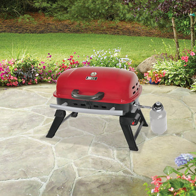 Backyard Grill Gas Grill, Red