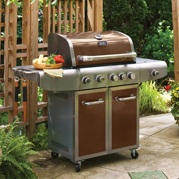 Better Home & Gardens Better Homes and Gardens 72,000 BTUs 4-Burner Gas Grill