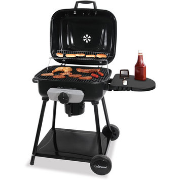 UniFlame Grill. Deluxe Outdoor Charcoal Grill