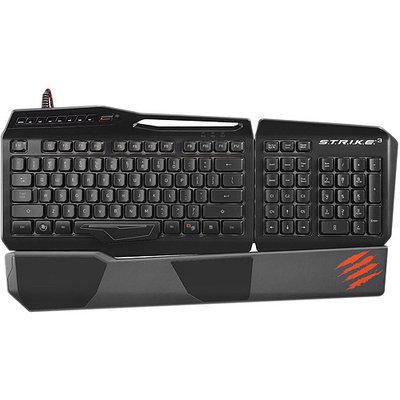Tritton MCB43112N0C2/04/1 Strike 3 Keyboard Blk Accs