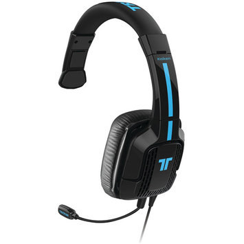 Mad Catz Tritton Kaiken Mono Chat Headset For Playstation 4 Playstation Vita & Mobile Devices - Mono - Mini-phone - Wired - 16 Ohm - 20 Hz - 20 Khz - Over-the-head - Monaural - Circumaural (tri898020002-02-1)