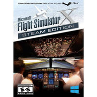 Mad Catz Flight Simulator X: Steam Edition (PC)