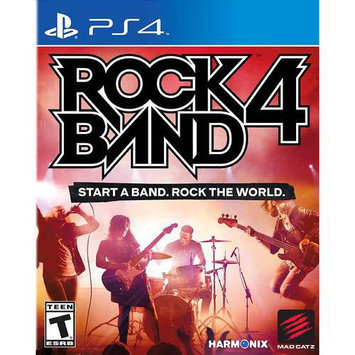 Harmonix Music Systems Rock Band 4 - Playstation 4