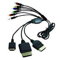 Mad Catz MOV06155V/04/1 7 ft. Universal Component Cable