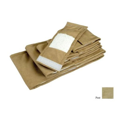 Snoozer Piddle Pads Pet Sanitary Wraps - Size: XX-Large, Color: Peat