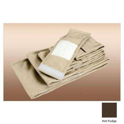 O'donnell Industries ODonnell Industries 19593 X-Small Piddle Pad Pet Sanitary Wraps - Hot Fudge