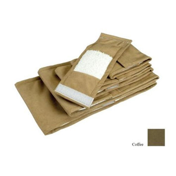 O'donnell Industries Odonnell Industries 19667 Small Piddle Pads Pet Sanitary Wraps - Coffee