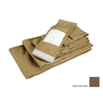 O'donnell Industries Odonnell Industries 19673 Small Piddle Pads Pet Sanitary Wraps - Dark Chocolate