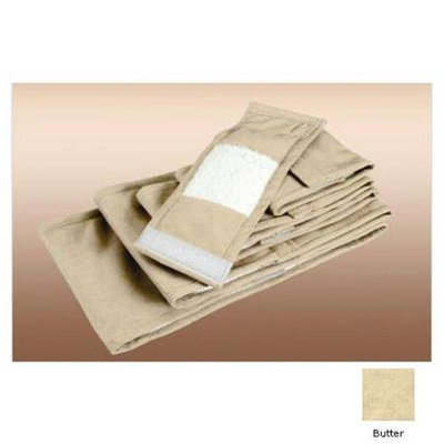 O'donnell Industries ODonnell Industries 19792 Medium Piddle Pad Pet Sanitary Wraps - Butter