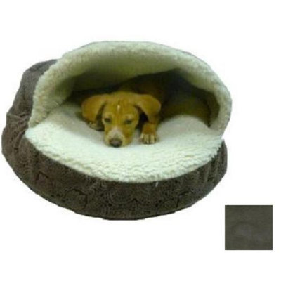 O'Donnell Industries 87572 Small Snoozer Luxury Orthopedic Cozy Cave - Anthracite