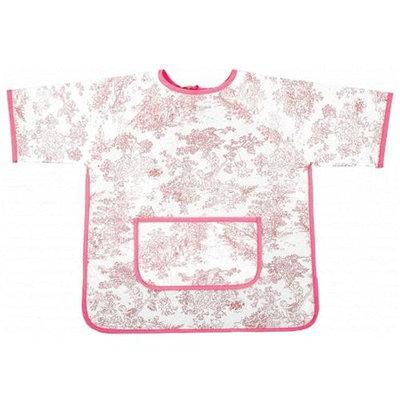 AM PM Kids 63015 Pink Toile Art Smock