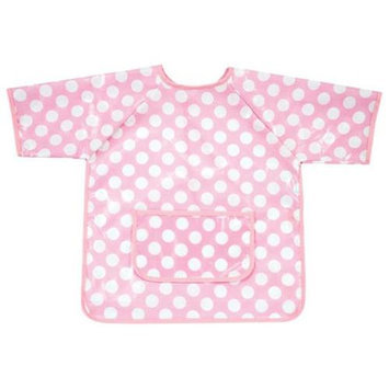 AM PM Kids 63017 Pink Dots Art Smock