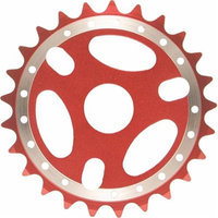Big Roc Tools 57CSS127R 25T Sprocket - Red