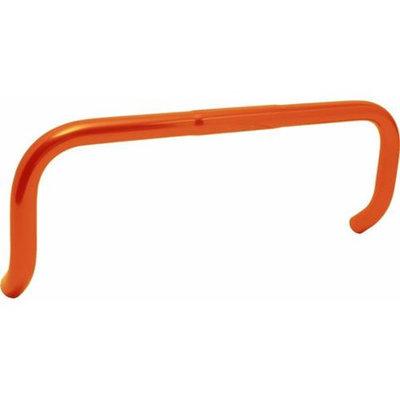 Big Roc Tools 57HBHSRA02O2 Single Speed Bike Handle Bar Orange Bore 25.4mm 8 x 16 in.