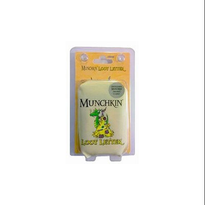 Alderac Entertainment Group 5110 Munchkin - Loot Letter Clamshell Edition