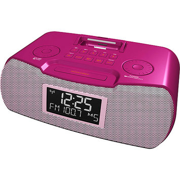 Sangean-personal & Portable Sangean RCR-10 Desktop Clock Radio