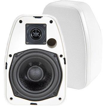 BIC America Adatto Indoor/Outdoor Speakers - Pair White