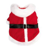 Klippo Pet Luxurious Santa's Dog Coat