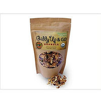 Giddy Up & Go Granola Organic Gluten Free Notoriously Nutty - 11 oz