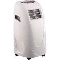 Shinco 10,000 BTU Portable Air Conditioner Cooling/Fan with Remote Control in White