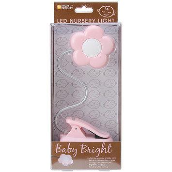 Mighty Bright Led Baby Bright Nursery Light-Pink Daisy