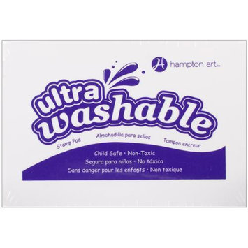 Hampton Art Washable Ink Pad-Purple