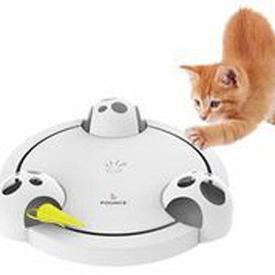 PetSafe Pounce FroliCat Rotating Interactive Electronic Cat Toy