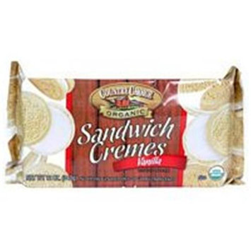Country Choice Vanilla Sandwich Cream 12 Oz -Pack of 6