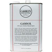 Gamblin G00092 32oz Gamsol Odorless Mineral Spirit
