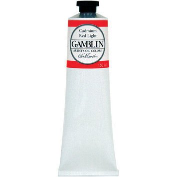 Gamblin FastMatte Alkyd Oil Colors, Chromatic Black, 37 ml