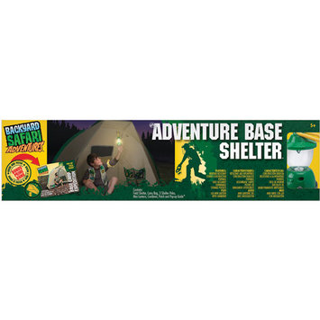 Summit Backyard Safari Outfitters Expedition Three - Base Camp Shelter