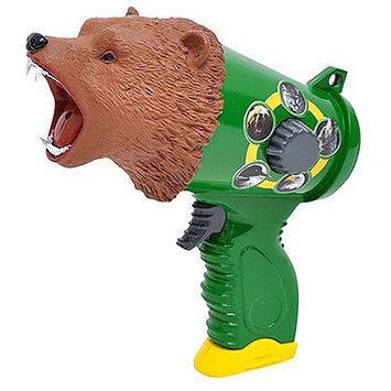 Summit Toys Backyard Safari Outfitters Grizzly Bear Animal Caller for Kids